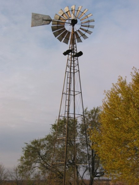 Photo Aermotor Windmill